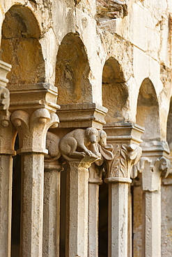 The Franciscan Monastery, Dubrovnik, UNESCO World Heritage Site, Dubrovnik-Neretva county, Croatia, Europe