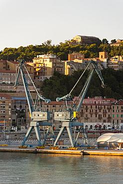 Port of Ancona, Ancona, Marche region, Italy, Europe