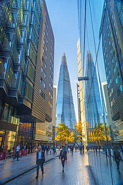 The Shard, Southwark, London, England, United Kingdom, Europe