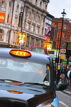 Theatreland, Shaftesbury Avenue, London, England, United Kingdom, Europe