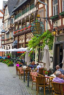 Bacharach, Rhineland Palatinate, Germany, Europe