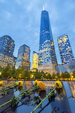 World Trade Center, Freedom Tower (One World Trade Center), Downtown, Manhattan, New York, United States of America, North America