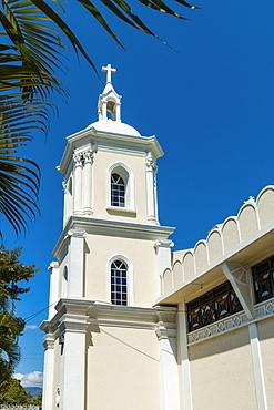 Nuestra Senora del Rosario Cathedral built in 1823 in this progressive northern commercial city, Esteli, Nicaragua, Central America