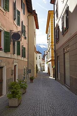 Old town, Merano or Meran, South Tyrol, Italy, Europe