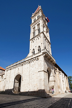 Cathedral, Trogir, County of Split-Dalmatia, Croatia, Europe