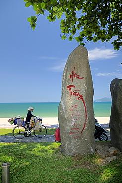 Promenade of Nha Trang, Vietnam, Southeast Asia