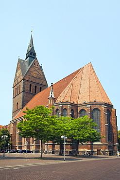 Marktkirche market church, Hannover, Lower Saxony, Germany, Europe