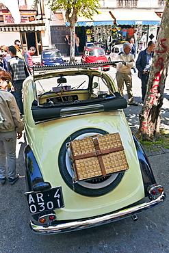 Fiat 500 Topolino, 1936-55