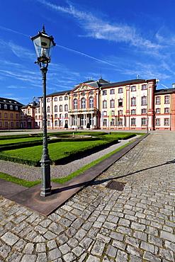 Bruchsal Palace, Bruchsal, Baden-Wuerttemberg, Germany, Europe