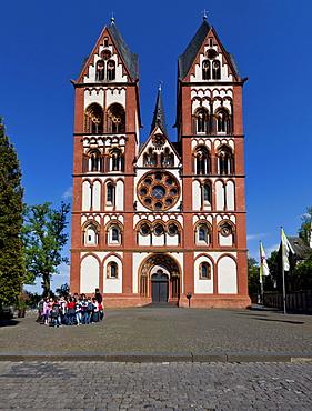 Limburg Cathedral, Limburg, Hesse, Germany, Europe