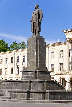 Statue of Stalin, Gori, Georgia, Middle East