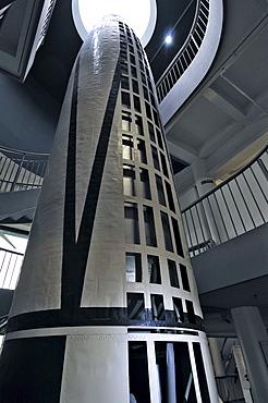 V-2 rocket, Deutsches Museum German museum, Munich, Bavaria, Germany, Europe