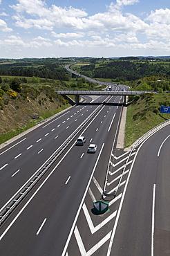 Highway, France, Europe