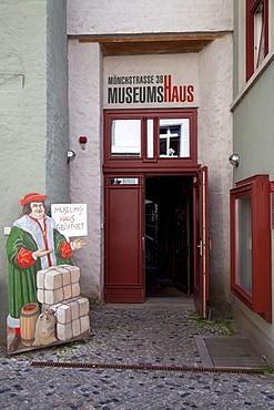 Museumshaus cultural museum, Stralsund, Mecklenburg-Western Pomerania, Germany, Europe
