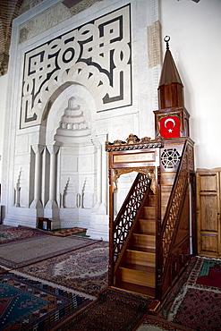 Isa Bey Mosque, Selcuk, Lycia, Turkey, Asia