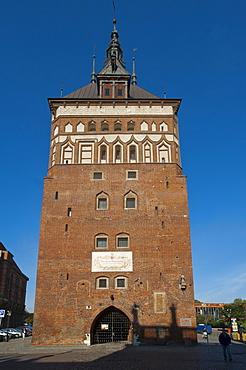 Dungeon Tower, Amber Museum, Gdansk, Pomerania, Poland, Europe