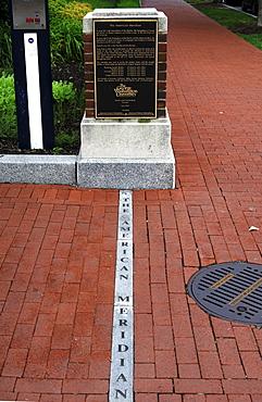 The American Meridian, Georgetown, Washington, DC, USA