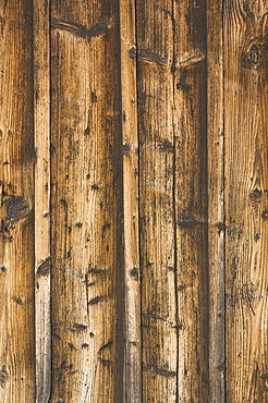 Wooden wall, background