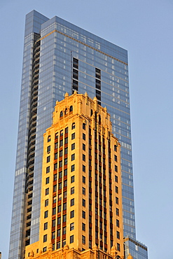 Legacy at Millennium Park Building and Pittsfield Building, Chicago, Illinois, United States of America, USA