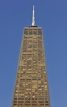 John Hancock Center, Chicago, Illinois, United States of America, USA, North America