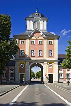 Damian's Gate, Bruchsal, Kraichgau, Baden-Wuerttemberg, Germany, Europe