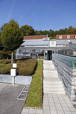 Exterior view of the Eden Reha rehabilitation facility in Donaustauf, administrative district of Regensburg, Upper Palatinate, Bavaria, Germany, Europe