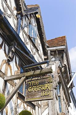 The Garrick Inn, High Street, Stratford-upon-Avon, Warwickshire, England, United Kingdom, Europe