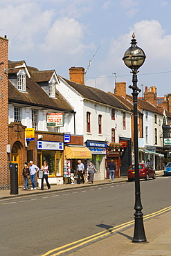 Chapel Street, Stratford-upon-Avon, Warwickshire, England, United Kingdom, Europe