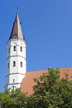 Siauliu Sv apastalu Petro ir Pauliaus katedra, Cathedral of Apostles Peter and Paul, Siauliai, Lithuania, Northern Europe