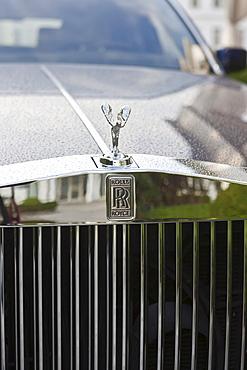 Rolls Royce, detail