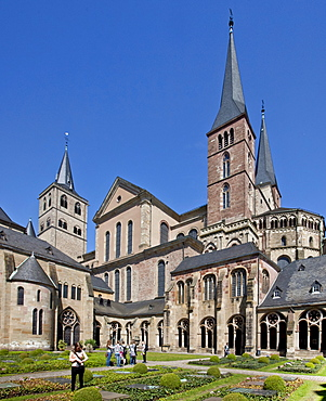 Cathedral of Trier and Liebfrauenkirche church, Trier, Rhineland-Palatinate, Germany, Europe