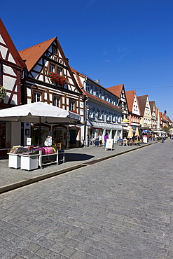 Forchheim, historic district, Upper Franconia, Bavaria, Germany, Europe