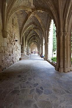 Bellapais Abbey, monastery, Kyrenia, Nothern Cyprus, Cyprus