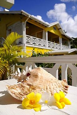 Beachcombers Hotel, Kingstown, Saint Vincent, Caribbean