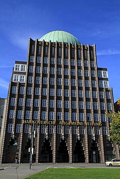 Anzeiger-Hochhaus high-rise building, Hannover, Lower Saxony, Germany, Europe
