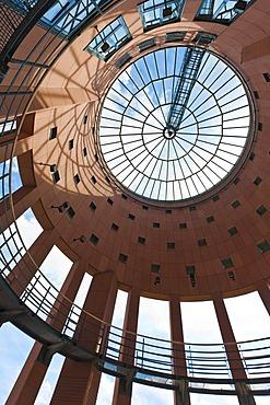 Detailed view, Pfalztheater, theater, opera house, Kaiserslautern, Palatinate region, Rhineland-Palatinate, Germany, Europe