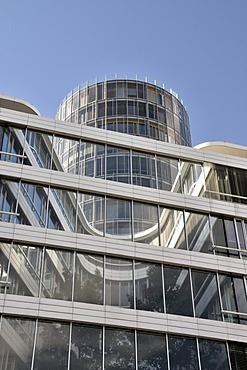 Headquarters of the Landesbank Baden-Wuerttemberg, Stuttgart, Baden-Wuerttemberg, Germany, Europe