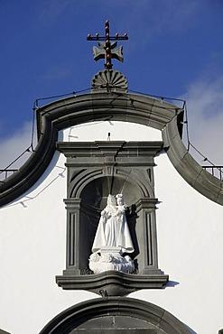 Sanctuary church Nostra Senhora do Monte, Funchal, Madeira, Portugal, Europe