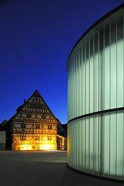 Museum, Galerie Stihl, Waiblingen, Rems-Murr-Kreis district, Baden-Wuerttemberg, Germany, Europe