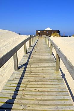 Costa Nova beach, Aveiro, Beiras region, Portugal, Europe