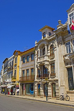 Old town, Aveiro, Beiras region, Portugal, Europe