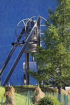 Peace Bell of Moesern, Telfs, Tyrol, Austria, Europe