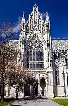 Votive Church, Vienna, Austria, Europe