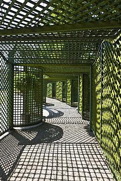 Neues Schloss Castle, park, Hermitage near Bayreuth, Upper Franconia, Franconia, Bavaria, Germany, Europe