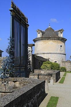 Chateau de Balleroy, Manche department, Region Basse-Normandie, Normandy, France, Europe