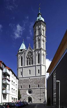 St.-Andreas-Kirche church, Braunschweig, Lower Saxony, Germany, Europe