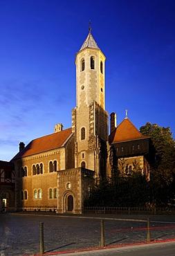 Dankwarderode castle, Braunschweig, Brunswick, Lower Saxony, Germany, Europe