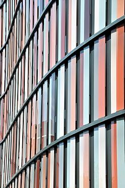 Cologne Oval Offices, modern office building, Gustav-Heinemann-Ufer, Cologne-Bayenthal quarter, Cologne, North Rhine-Westfalia, Germany, Europe