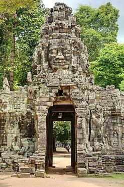 Banteay Kdei, Angkor Wat complex, Siem Reap, Cambodia, Southeast Asia, Asia