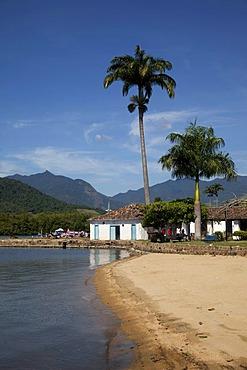 Colonial town of Paraty, Costa Verde, State of Rio de Janeiro, Brazil, South America